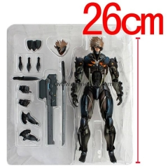 Metal Gear Play Arts改 Anime Figure