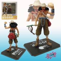 One Piece Usopp PVC Anime Figure Japanese Cartoon Figures