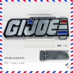 Special forces Anime Buckle