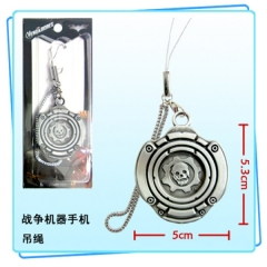 Gears of War Anime Phone Strap