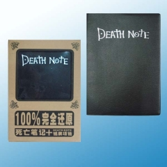 Death Note Anime Notebook
