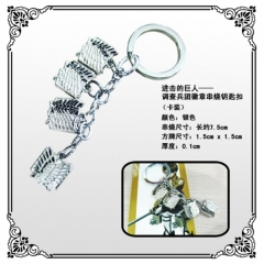Attack on Titan Anime Keychain