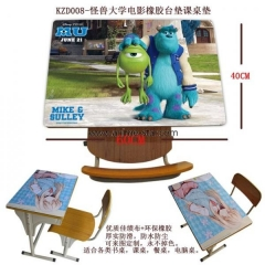 Monsters University Anime  Desk Mat