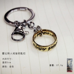 The Lord of the Rings Anime Keychain
