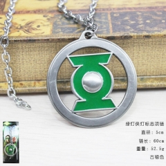 GreenLantern Anime Necklace