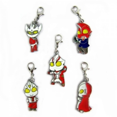 Ultraman Anime Pendant
