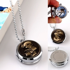 Detective Conan Anime Necklace Watch