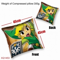 The Legend Of Zelda Anime Pillow