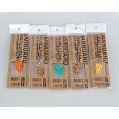 Danboard Anime Action Figure Phonestrap (5pcs/set)