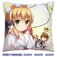 Hentai Ouji To Warawanai Neko Anime Pillow(One Side)
