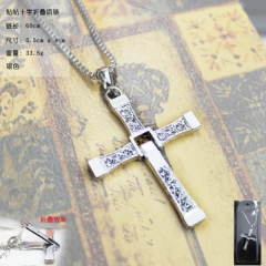 Fast & Furious Anime necklace