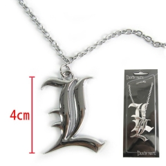 Death Note Anime Necklace