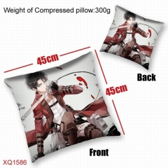 Attack on Titan Anime Pillow