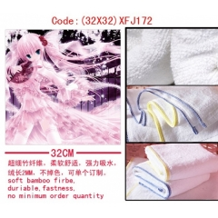 Cafe Little Wish Anime Towel