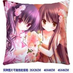 Cafe Little Wish Anime Pillow(One Side)