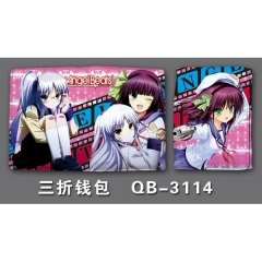 Angel Beats Anime Wallet