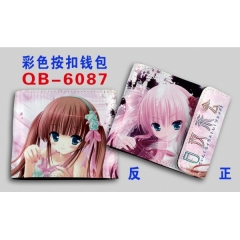 Cafe Little Wish Anime Wallet
