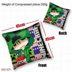 Minecraft Anime Pillow