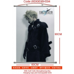 Final Fantasy Anime Wallscrolls(60*90cm)