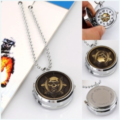 Cross Fire Anime Necklace Watch