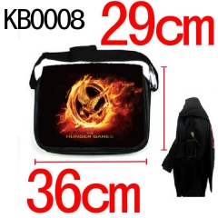 The Hunger Games Anime Bag