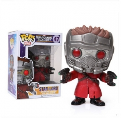 Funko POP Guardians of the Galaxy Star-Lord Action Figure Toy  #47