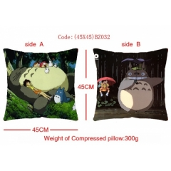 My Neighbor Totoro Anime Pillow(Two Side)