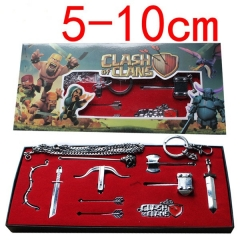 Clash of Clans Anime Weapon Set