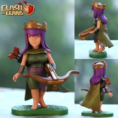 Clash of clans Anime Figure