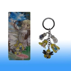 Chobits Anime Keychain