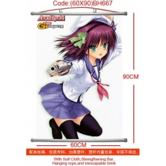Angel Beats Anime Wallscrolls(60*90cm)