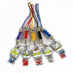 Ultraman Anime Phone strap