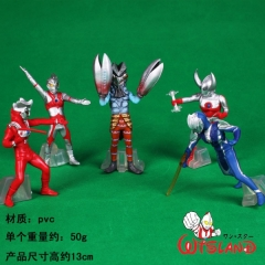 Ultraman Anime Figures(set)