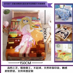 Brilliant Park Anime Quilt Cover