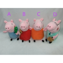 Peppa Pig Anime Plush Toy 12 Inch (Piece)