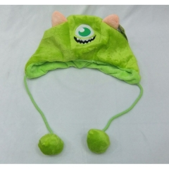 Monsters UniversityAnime Plush Hat