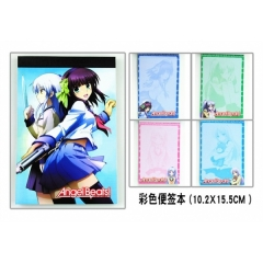 Angel Beats Anime Notebook