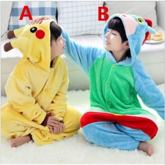 Children Pokemon Animal Pyjamas