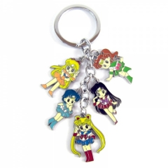 Sailor Moon Anime Keychain