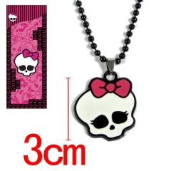 Monster High Anime Necklace