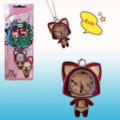 Ali Anime Necklace Watch