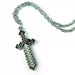 Minecraft Anime Necklace