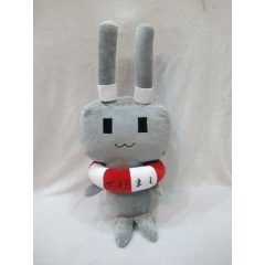 collection Anime Cute Robbit plush Toy 65CM