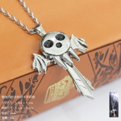 Soul Eater Anime Necklace