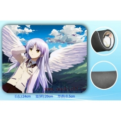 Angel Beats Anime Mouse Pad