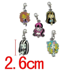 Monster High Anime Pendant