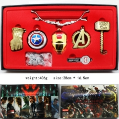 The Avengers Anime Weapon Set