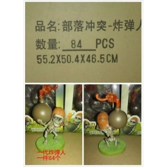 Clash of clans Anime Figure 15CM