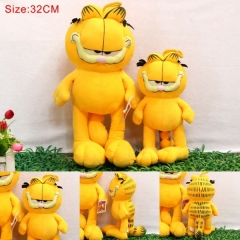 Garfield Anime Plush Toy(32cm)