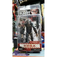 Neca Rise of the Planet of the Apes Koba Figure